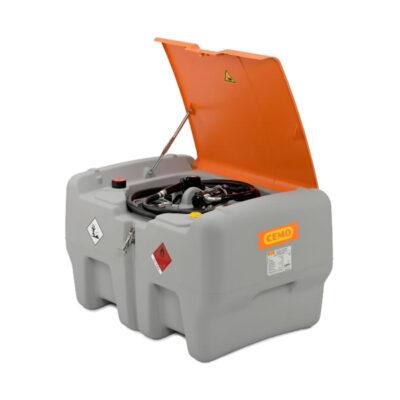 TOOLBOX PE CEMbox GREY/ORANGE 400L | CUNHA & MENDES CUNHA LDA
